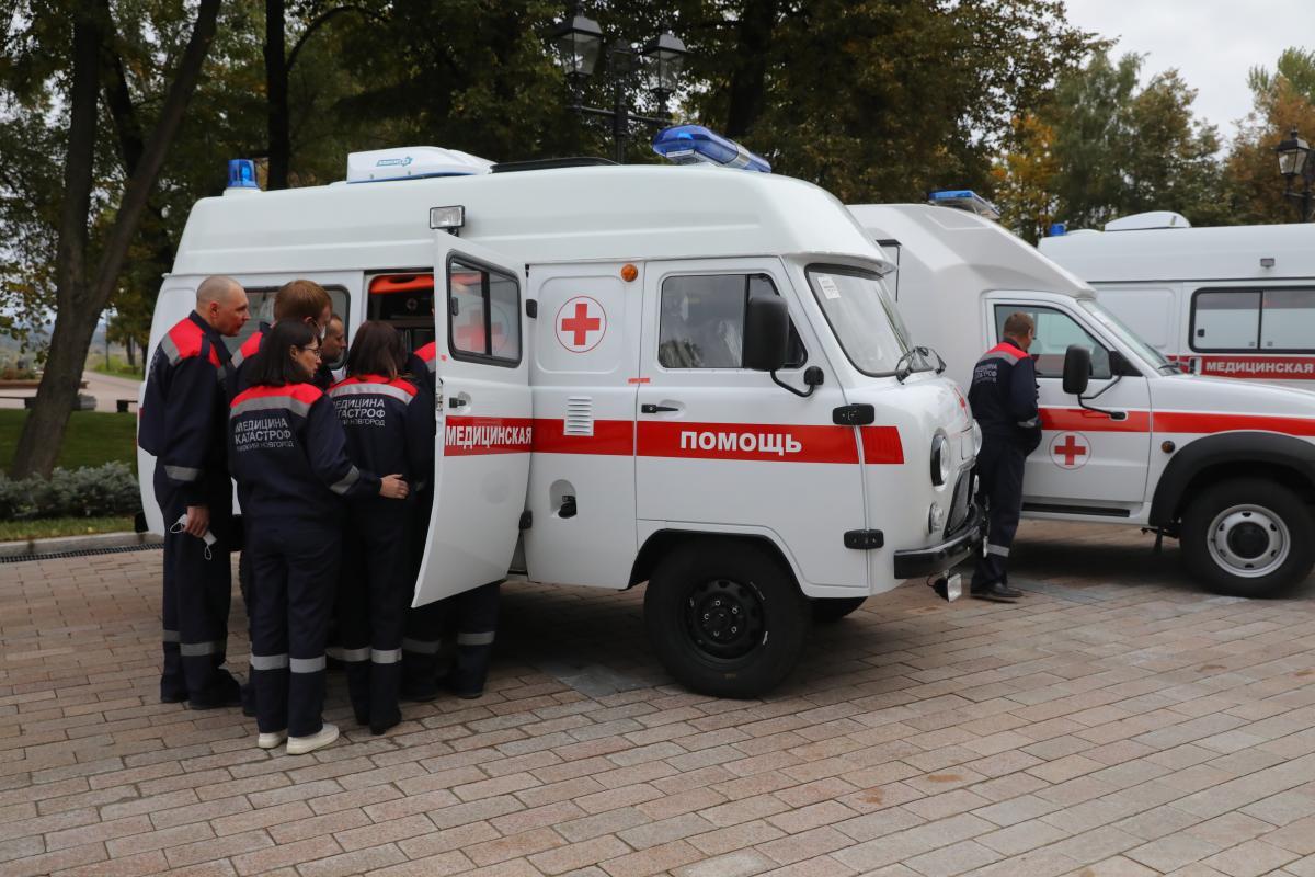 Давид Мелик-Гусейнов рассказал, почему нижегородцы иногда ждут скорой помощи по два часа
