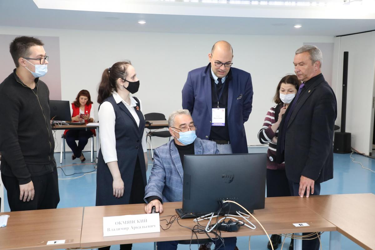 Михаил Орлов: «На данный период существенных нарушений избирательного законодательства мы не отмечаем»