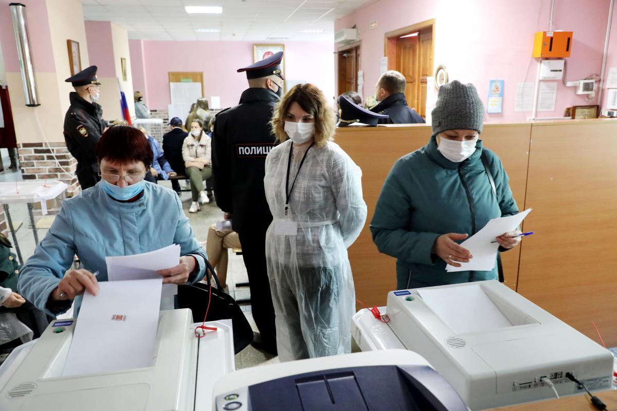Нижегородский облизбирком назвал явку избирателей на 18.00