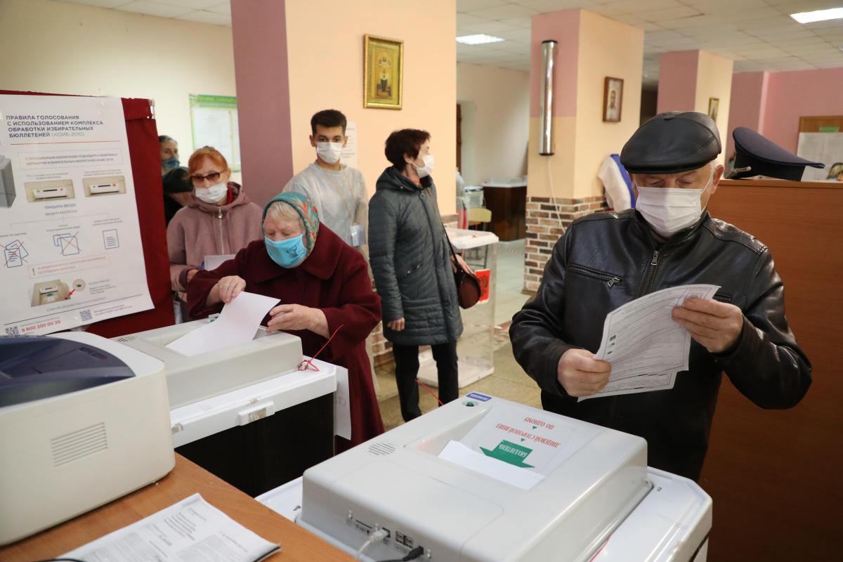 Международный наблюдатель Александр Пухов положительно оценил организацию голосования в Нижегородской области