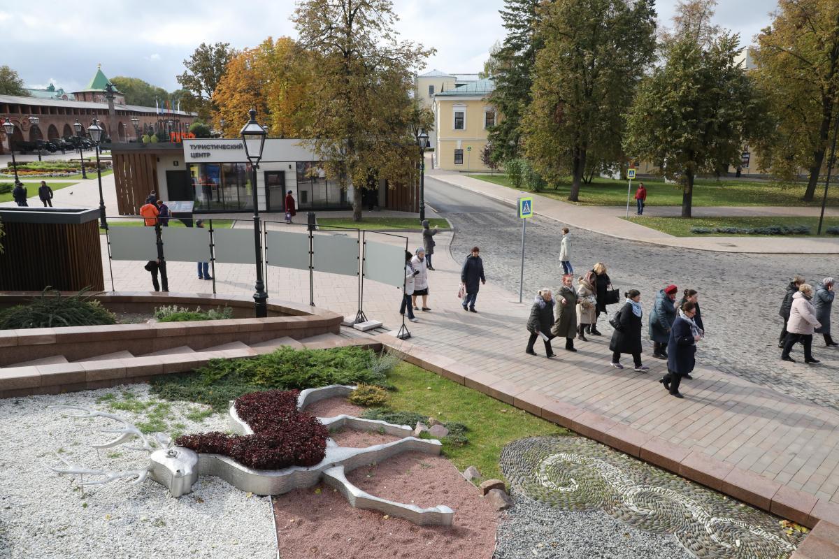Серия благотворительных экскурсий пройдет в Нижнем Новгороде с 27 сентября по 3 октября