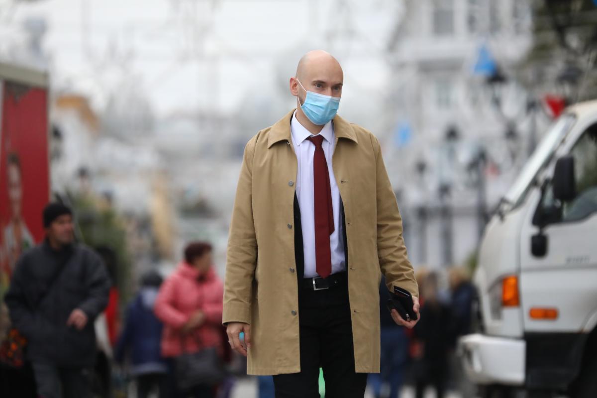 Заболеваемость коронавирусом сейчас в Нижегородской области выше, чем в прошлом году