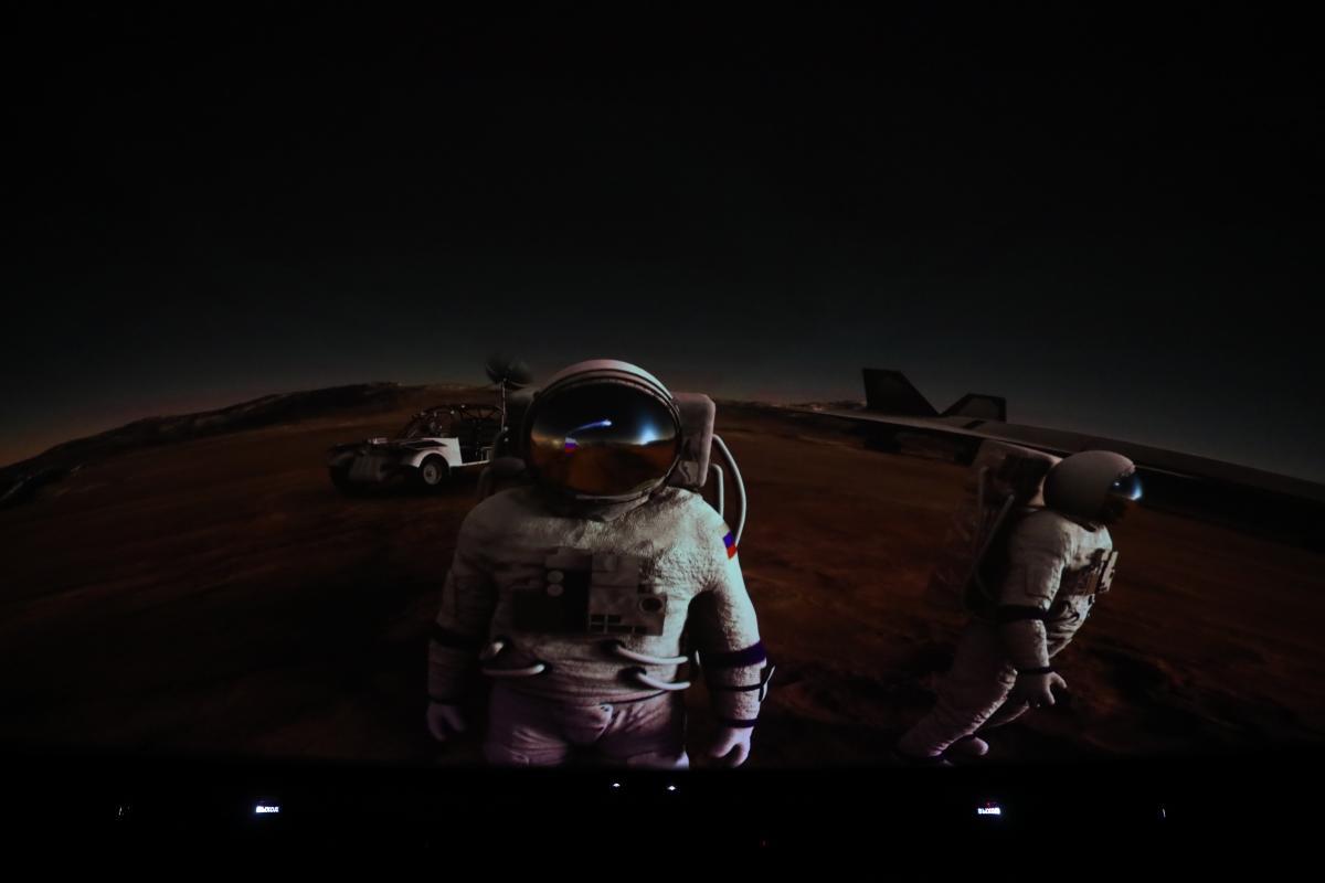 обновленный Нижегородский планетарий