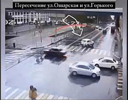 Водитель сбил школьницу на улице Горького и скрылся: нижегородская полиция просит помощи в поиске автомобилиста