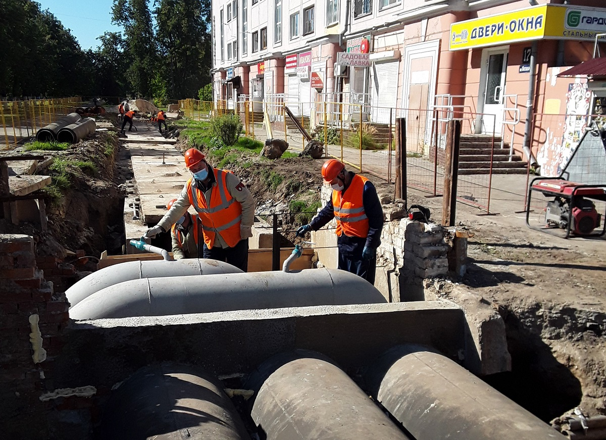 ГК «Волгаэнерго» завершила подготовку к отопительному сезону