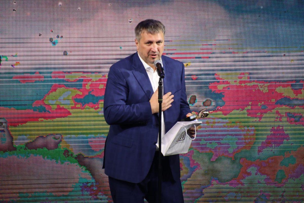 Иван Носков стал лауреатом в номинации «Точка опоры» премии «Возвращение в жизнь»
