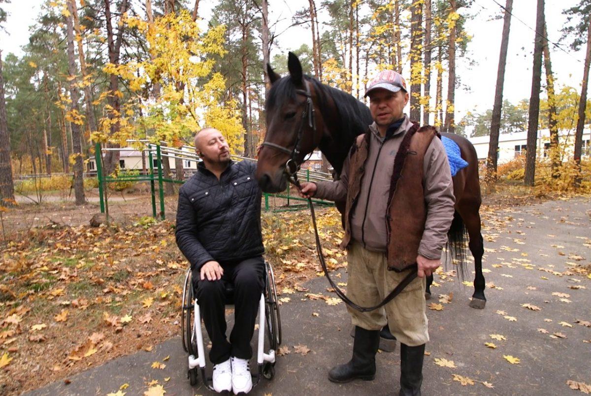 В Дзержинске создаются условия для занятий по адаптивной верховой езде