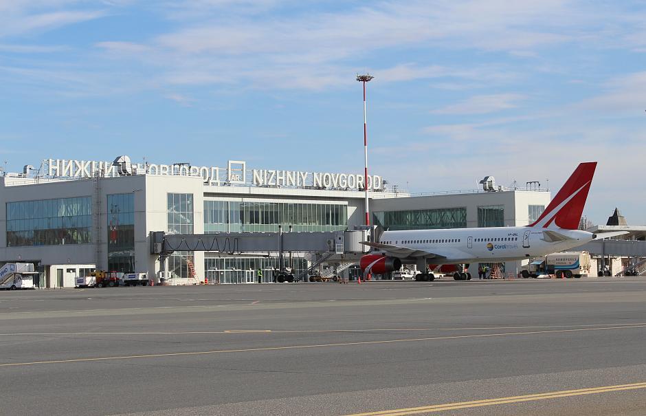 На четверть больше: в нижегородском аэропорту отметили приток пассажиров