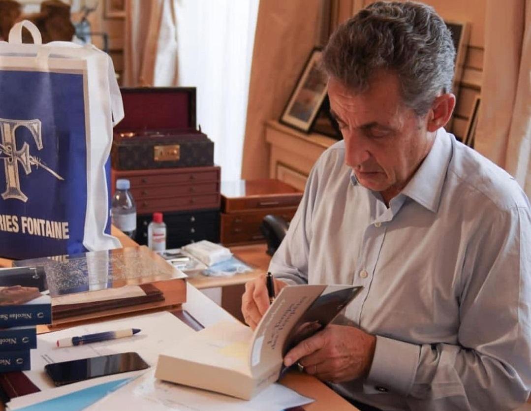 Николя Саркози приговорили к году заключения