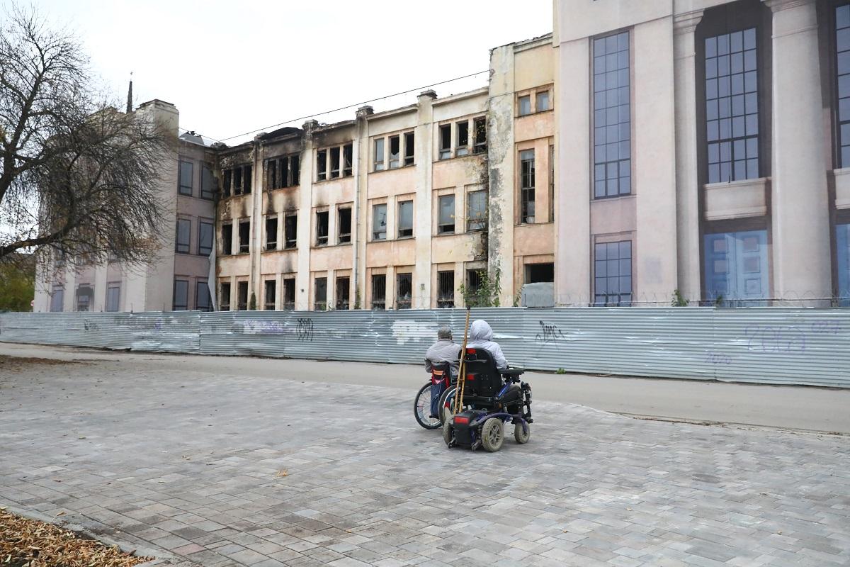 Пожар разрушил ДК Ленина: какая судьба ждет одно из старшейших учреждений культуры
