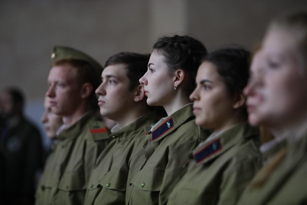 ВНижегородской области открылся VII окружной слет поисковых отрядов «Никто незабыт»
