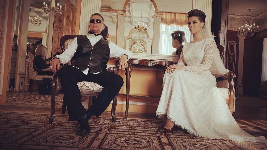 Иван Охлобыстин выдал замуж вторую дочь