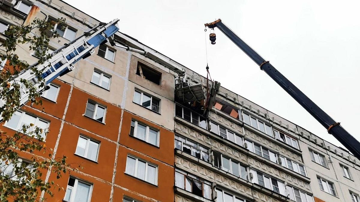 Газовая атака: в Нижнем Новгороде выясняют причины хлопка в жилом доме на Гайдара