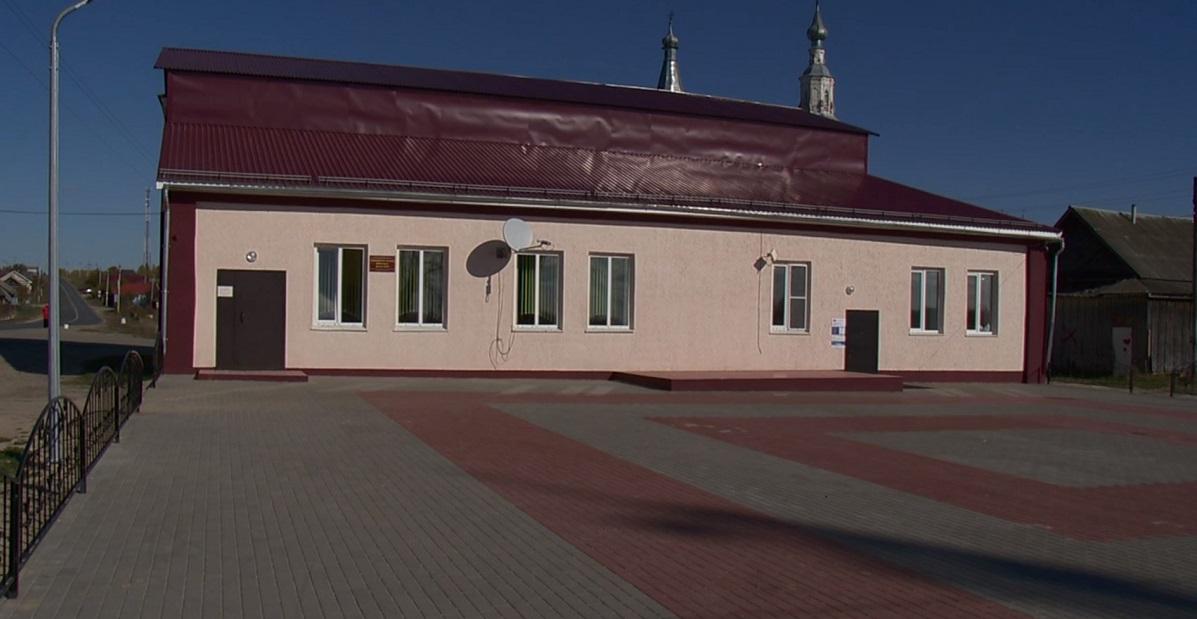 ВВознесенском районе понацпроекту капитально отремонтировали сельский дом культуры