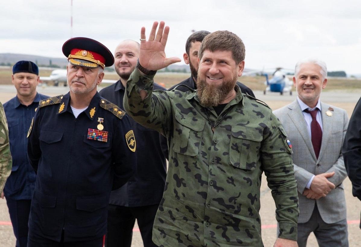 Рамзан Кадыров установил мировой рекорд