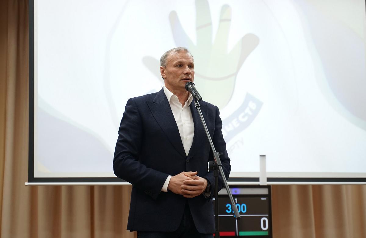 Дмитрий Сватковский: «Более 11 тысяч человек стали непосредственными участниками проекта «Рыцари пяти качеств»»
