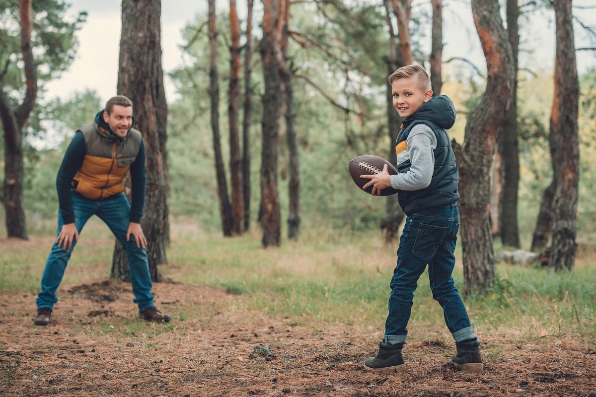 Конкурс коДню отца «Зарядка спапой» стартует вНижегородской области