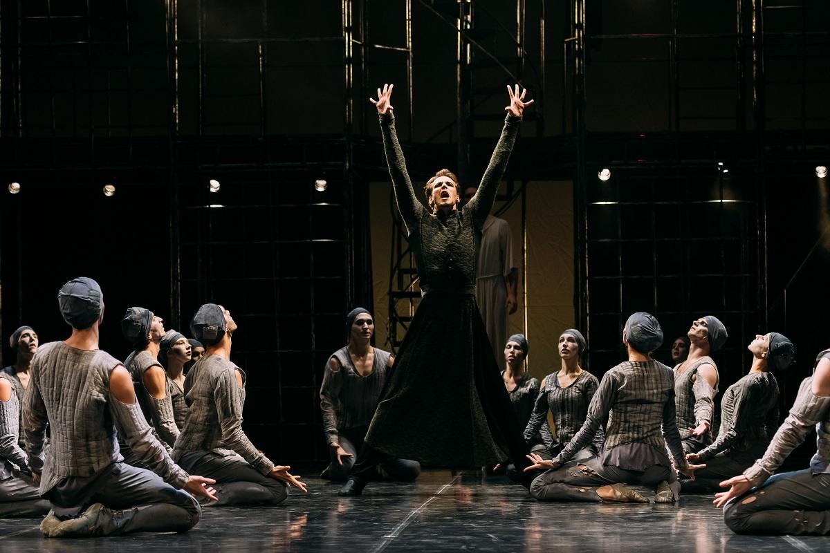 Санкт-Петербургский театр балета Бориса Эйфмана представил вНижнем Новгороде постановку «Потусторону греха»