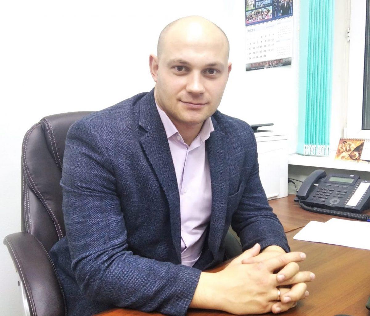 Антон Ермаков назначен директором департамента физической культуры и спорта Нижнего Новгорода