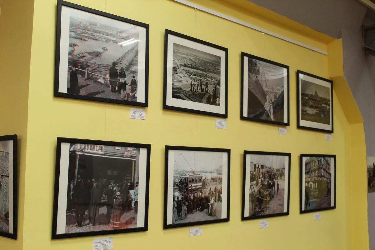 В Техническом музее начала работу новая выставка «Нижний в3D — взгляд через эпоху»