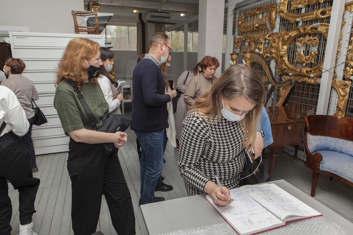 Сотрудники нижегородских музеев перенимают опыт столичных коллег