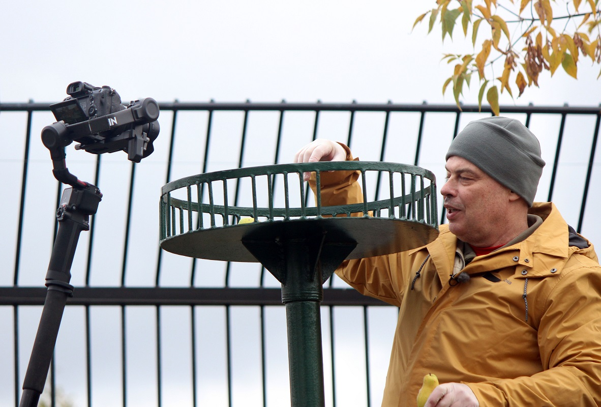 Выпуск авторской программы «Диалоги о животных» посвятят нижегородскому зоопарку «Лимпопо»