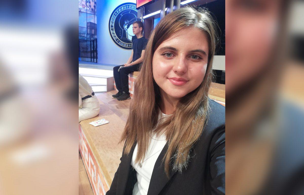 Елизавета Юдакина из Сарова рассказала про съёмки в «Умницах и умниках»