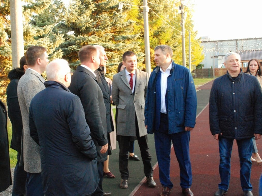 Олег Матыцин высоко оценил развитие паралимпийских видов спорта вНижегородской области