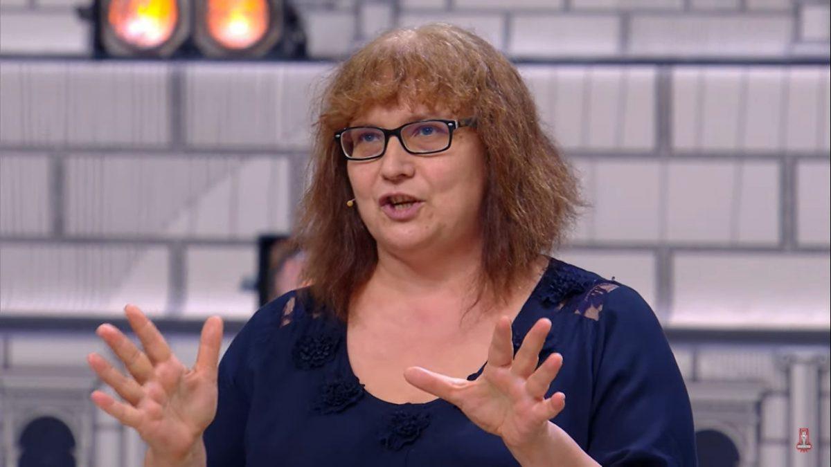 Нижегородская «училка» Татьяна Гартман признает свои ошибки на «Модном приговоре»