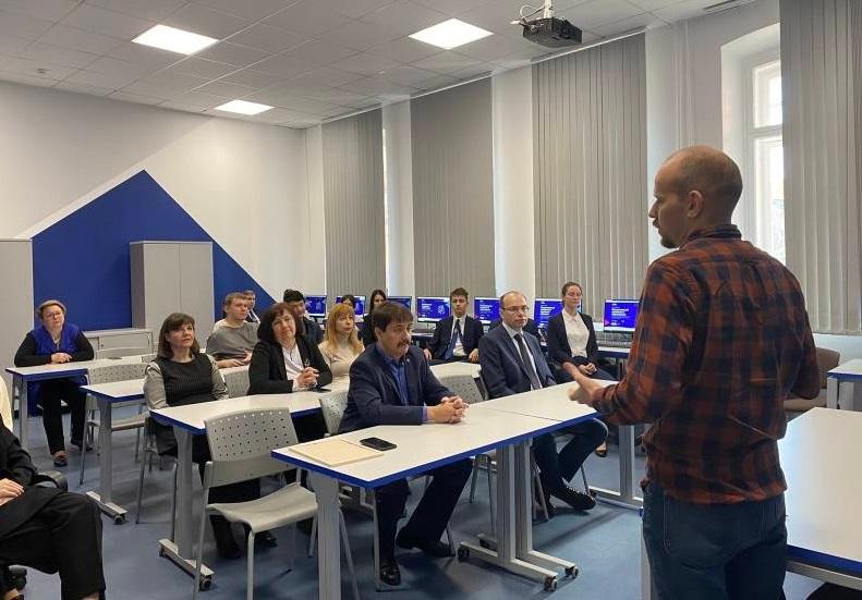 Нижегородские школьники стали участниками открытого урока «Искусственный интеллект вобразовании»