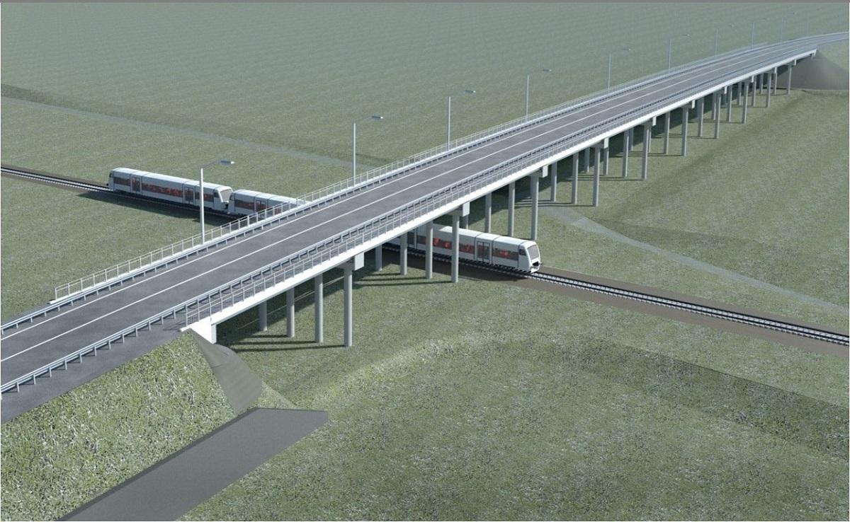 Строительство путепровода врабочем поселке Выездное Арзамасского района планируют начать в2022 году