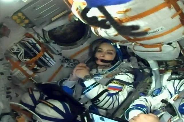 Космический корабль с режиссёром Климом Шипенко и актрисой Юлией Пересильд на борту успешно стартовал с космодрома Байконур