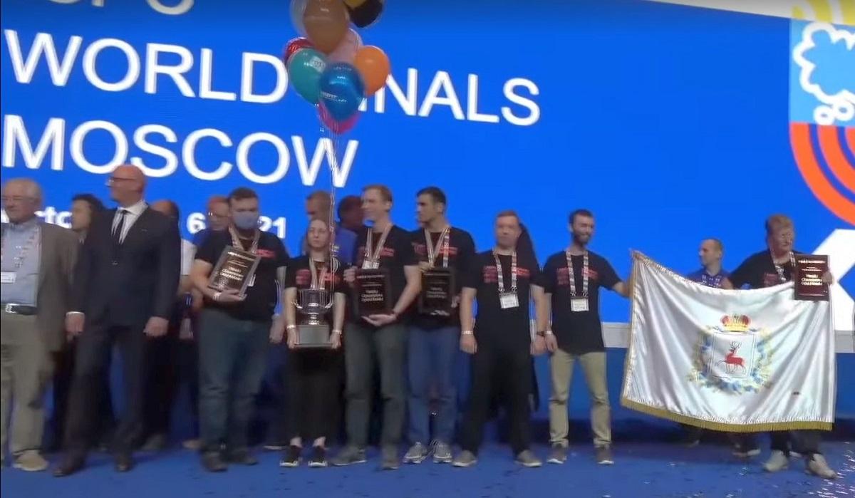 Команда Университета Лобачевского впервые выиграла чемпионат мира по программированию
