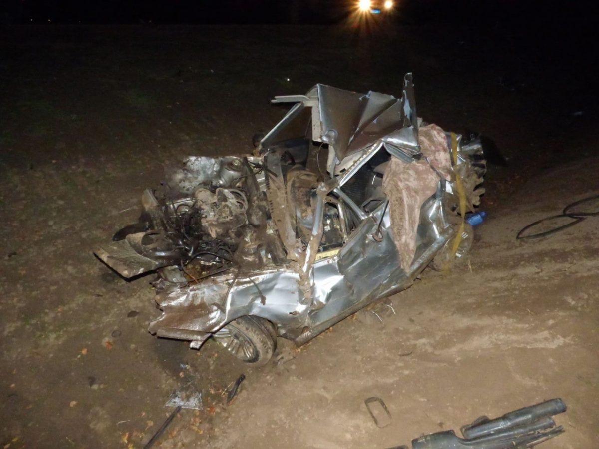 Водитель ВАЗаскончался, опрокинувшись в кювет в Нижегородской области