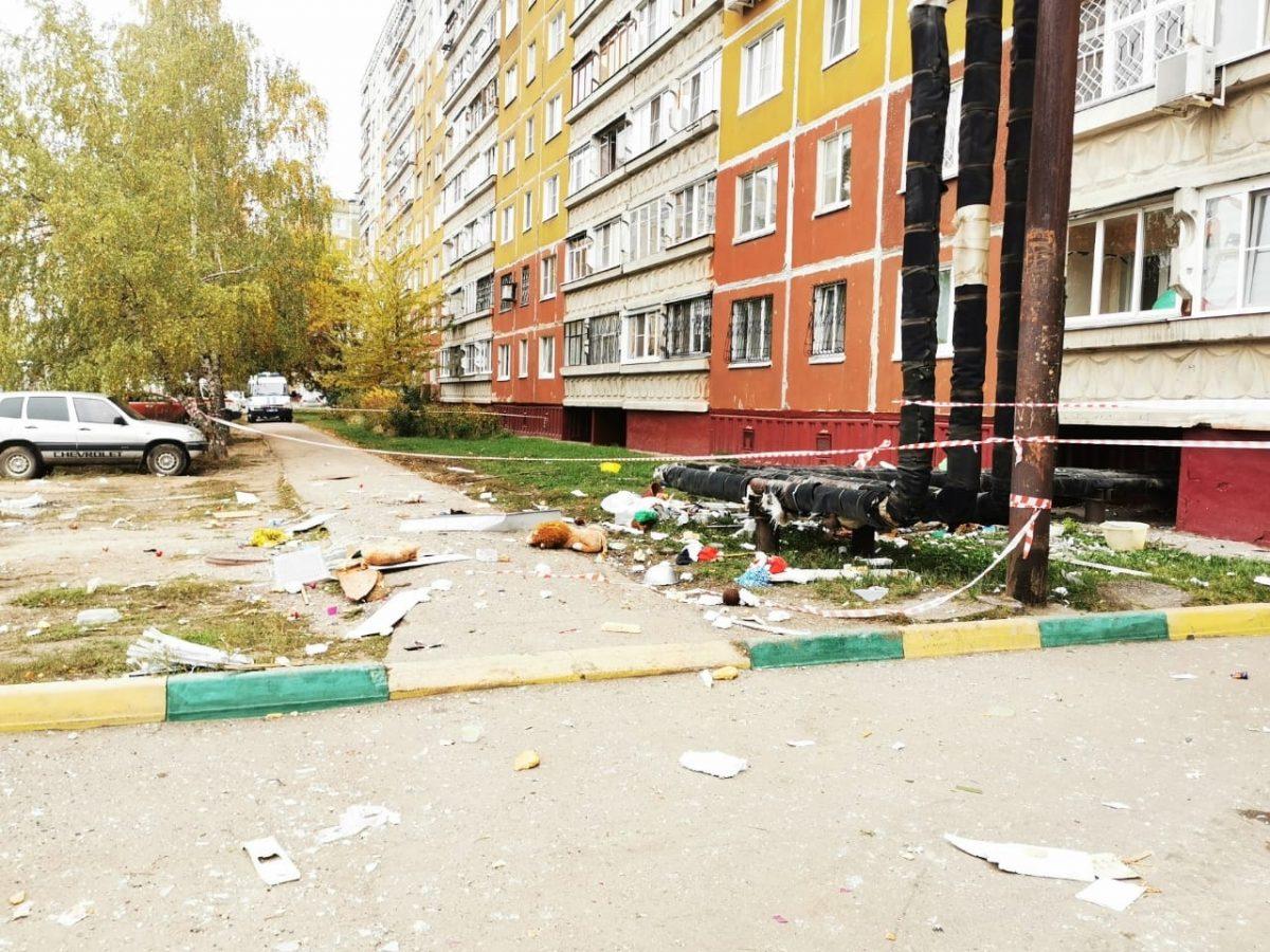 Глеб Никитин поручил принять срочные меры по временному размещению эвакуированных жильцов дома, пострадавшего от хлопка газа на улице Гайдара