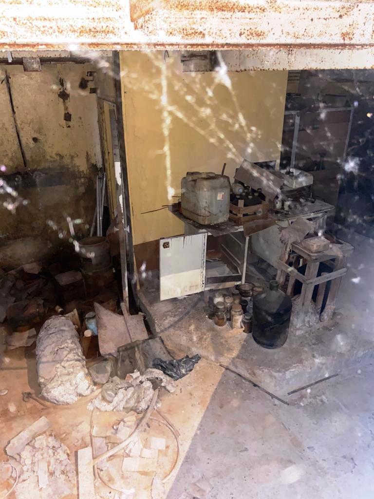 Опасные химические отходы обнаружили в подвале одного из корпусов ННГУ им.Лобачевского