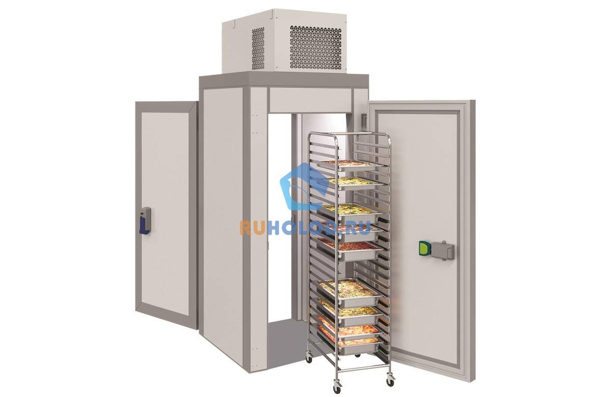 Холодильные камеры для общепита и торговли от компании Рухолод!