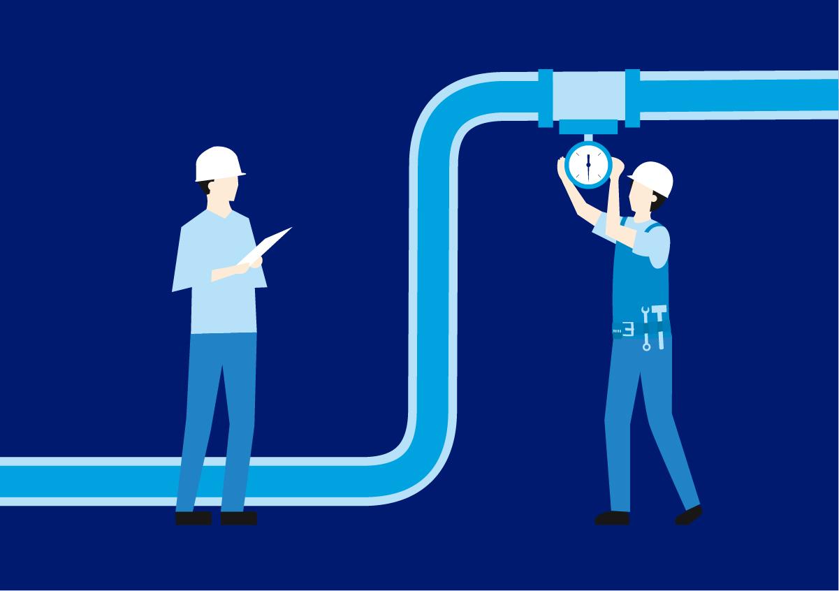 Нижегородский водоканал отключает водоснабжение должникам в частном секторе