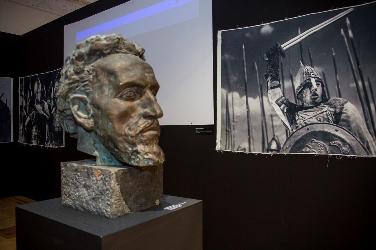 Выставка «Александр Невский» открылась в Нижегородском художественном музее