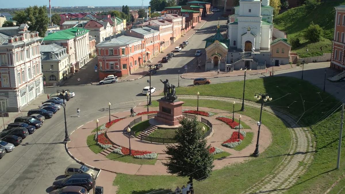 Фильм Леонида Парфенова о Нижнем Новгороде «Карман России» вышел на Youtube
