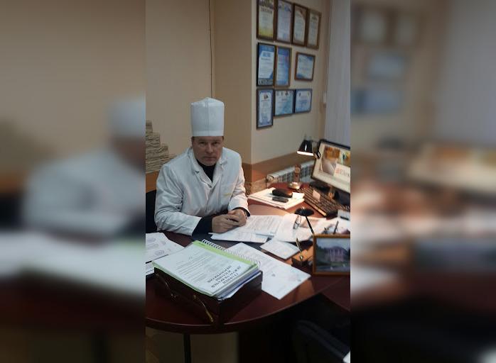 Главврачом Центральной городской больницы в Арзамасе назначен Олег Курахтанов