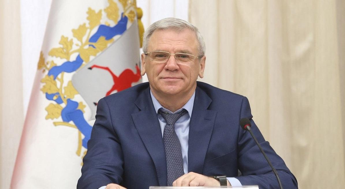 Евгений Люлин избран председателем Законодательного собрания Нижегородской области VII созыва
