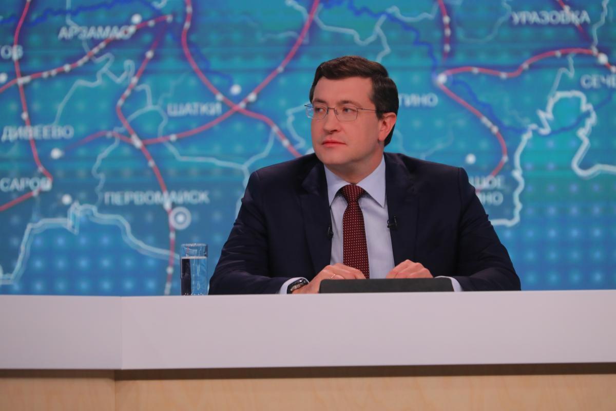 Глеб Никитин вошел в ТОП-5 губернаторов ПФО