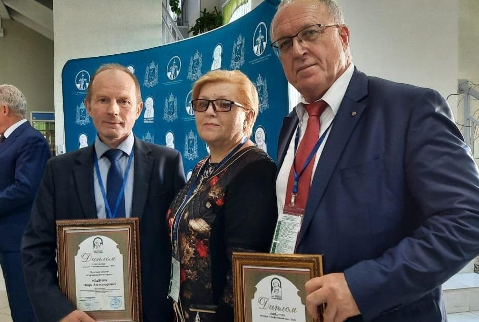 Трое нижегородских медиков были удостоены звания «Серафимовский врач»