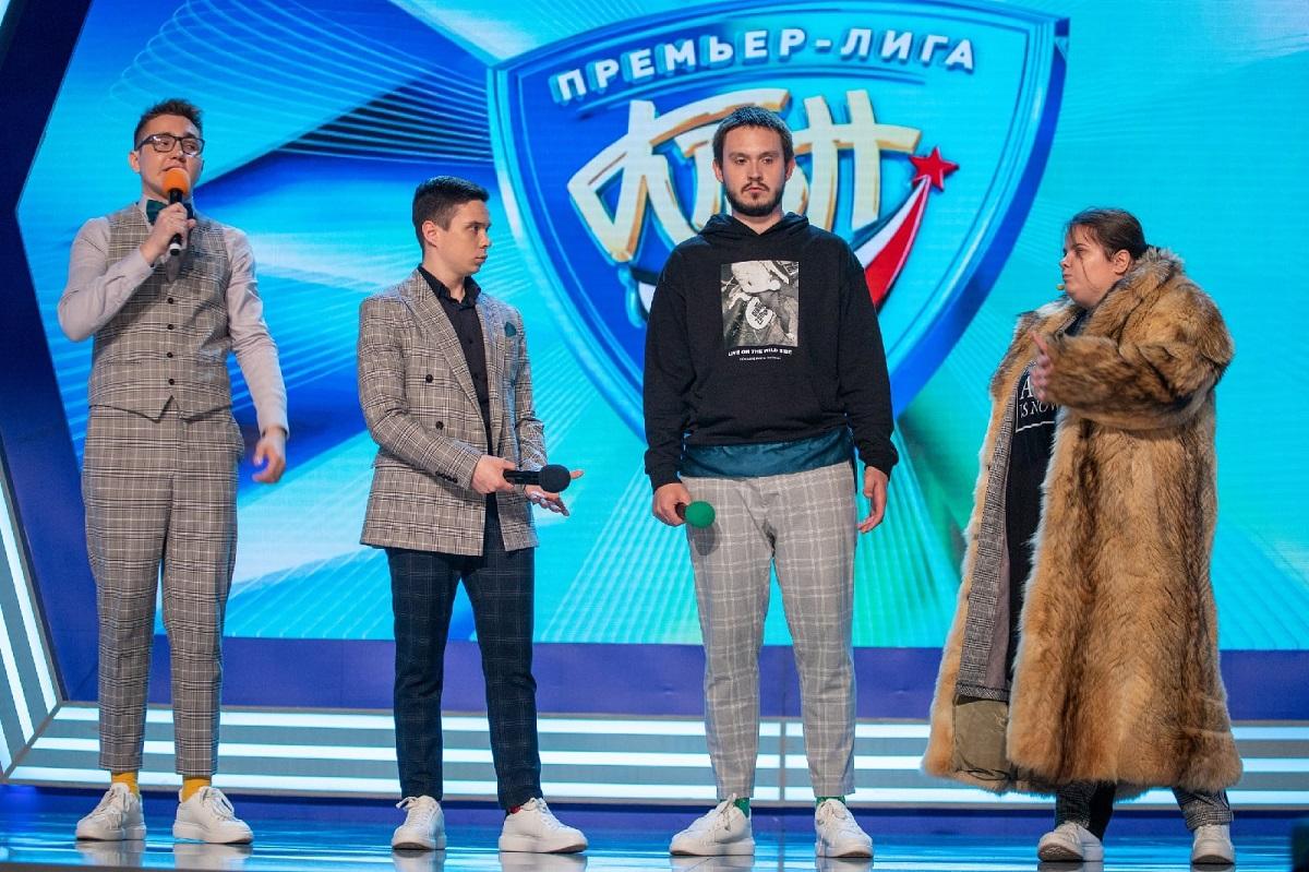 Нижегородские «Росы» примут участие в Высшей лиги КВН на Кубке мэра Москвы