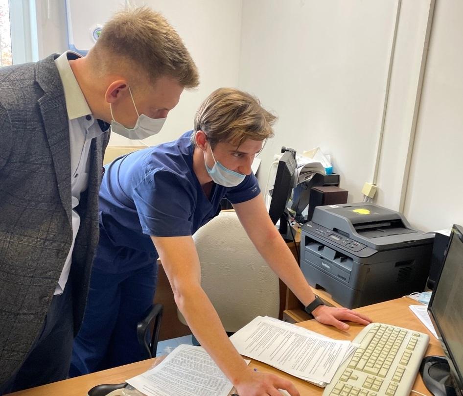 Федеральные эксперты высоко оценили организацию онкологической службы Нижегородской области