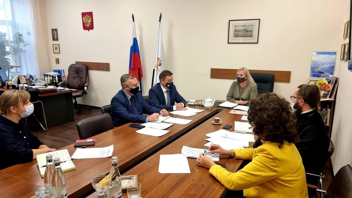Международная конференция «Дипломатия Александра Невского» пройдет вГородце вдекабре 2021 года