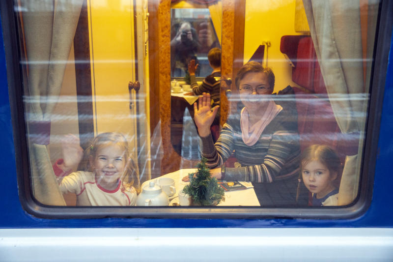 15 дополнительных поездов будут курсировать на ГЖД в праздничные дни ноября
