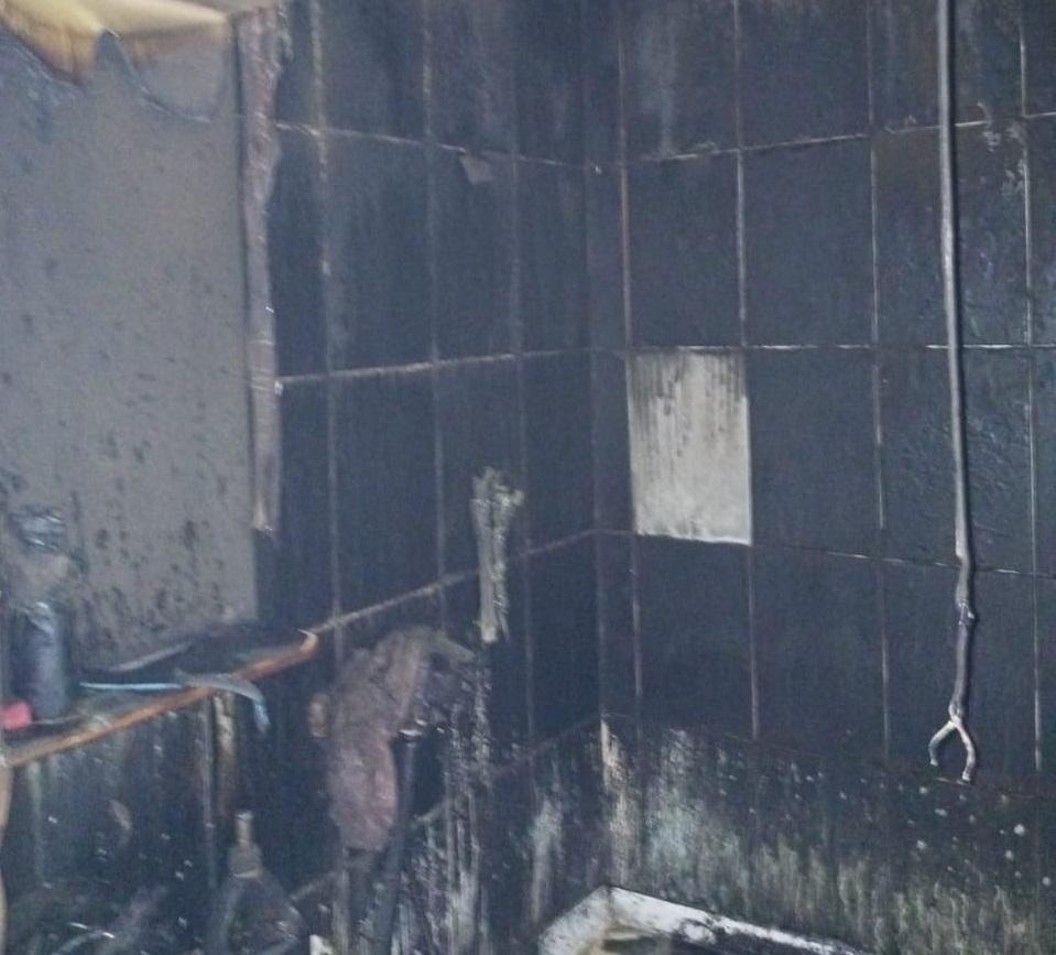 Квартира сгорела из-за аварийной электропроводки в Выксунском районе