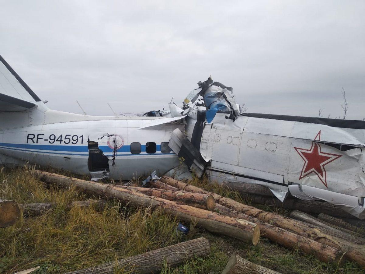 16 погибших: самолет потерпел крушение в Татарстане